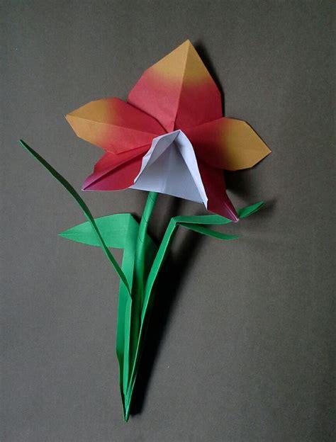 imagenes de flores origami mejores 1571 im 225 genes de origami flower en pinterest
