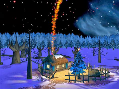 wallpaper christmas night wallpaper desk christmas night wallpaper free background