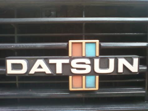 vintage datsun logo joecool6972 1980 datsun 720 s photo gallery at cardomain