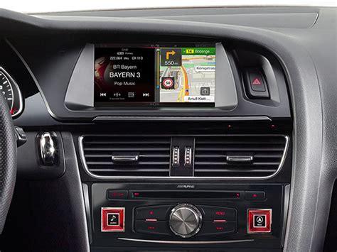 Tablet B7 Monokrom autoradio alpine style x701d a5 gps 233 cran tactile audi a5