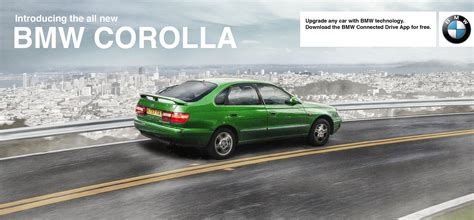 bmw ads bmw outdoor advert by corolla ads of the