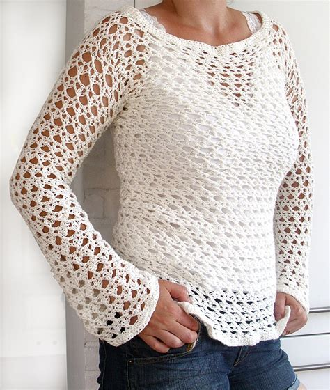 crochet pattern lacy jumper best 20 crochet jumpers ideas on pinterest