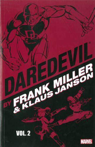 daredevil by frank miller klaus janson volume 2 tpb v 2 libro para leer ahora most heart breaking moments in marvel comics history geeks