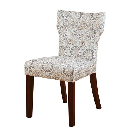 Tufted Back Dining Chair Park Avila Tufted Back Dining Chair Set Of 2 Ebay