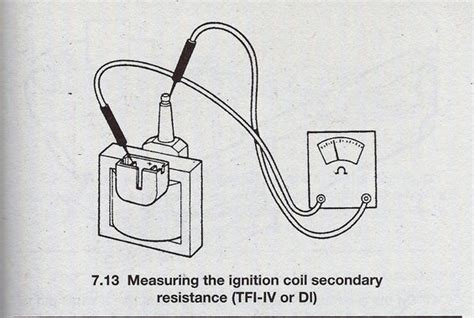 how to test a coil resistor cranks but no start no spark ford truck enthusiasts forums