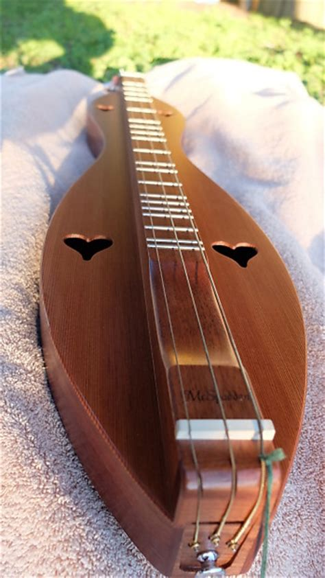 mcspadden handmade bass dulcimer 3fhwr brand new 177 00