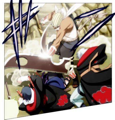 hachibi vs sasuke (suigetsu) - Blog de nik00o Hachibi Vs Sasuke