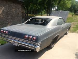 1965 Chevrolet Impala 1965 Chevy Impala Ss
