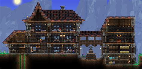 how to build a house in terraria march 2014 just passing through