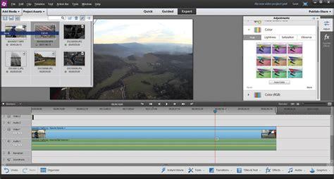 tutorial adobe premiere elements 12 adobe premiere elements 12 review videomaker com