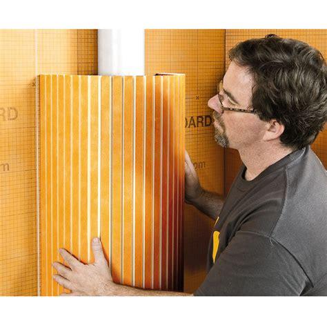 schluter kerdi board v bendy board 62 5cm x 260cm buy