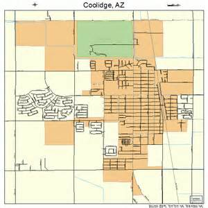 map of coolidge arizona coolidge arizona map 0415500