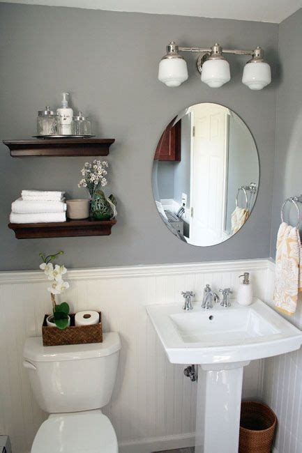 half bathroom decorating ideas pictures 25 best ideas about half bathrooms on pinterest half