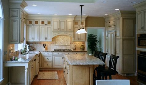 stacked kitchen cabinets almond glazed door stacked wall cabinets arched hearth