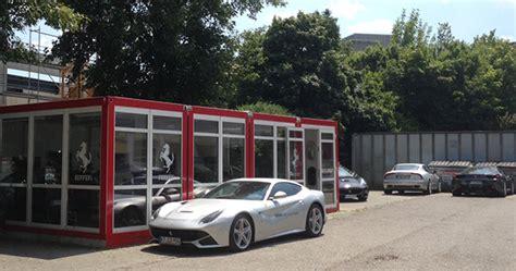 Ferrari M Nchen by Ferrari In M 252 Nchen Hat Eine Neue Exklusive Adresse