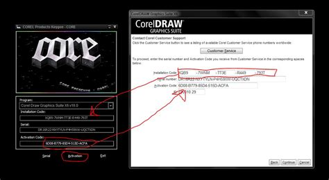 corel draw x6 online keygen corel draw x6 activation code