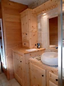 pleins feux sur les salles de bains meubles en bois