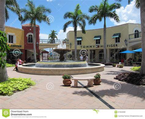 Home Design Center Miromar Florida Miromar Outlet In Estero Florida Editorial Image Image