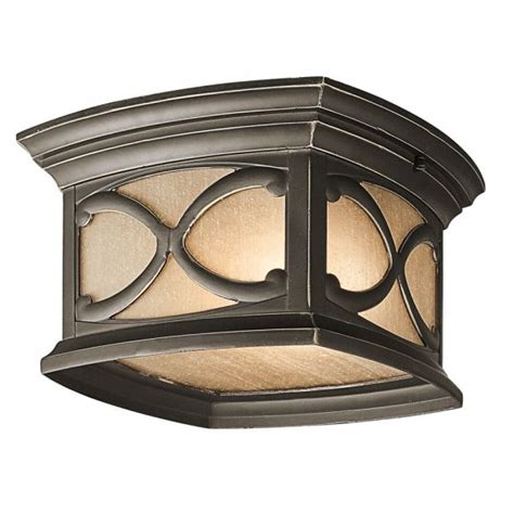 Porch Ceiling Lights by Tradional Style Flush Fitting Porch Ceiling Light Glass