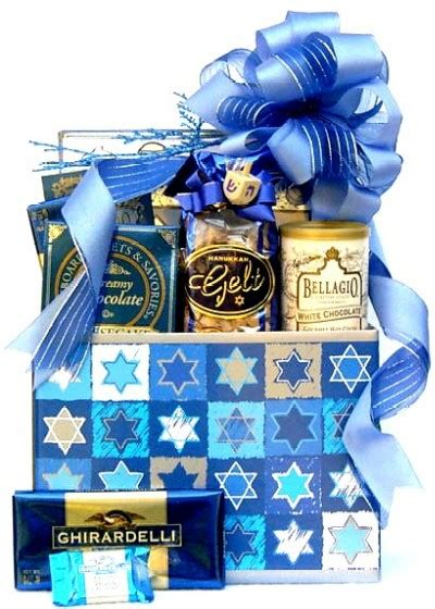 Gifts For Everyone Hanukkah Must Haves by Happy Hanukkah Deluxe Gift Basket Chanukah Gift Basket
