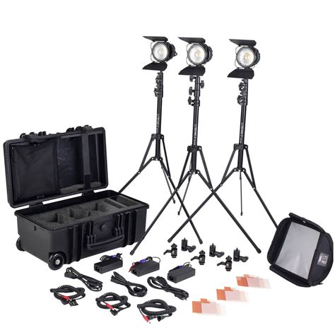 incred eng kit 3 sola eng flight kit led lighting accessories litepanels