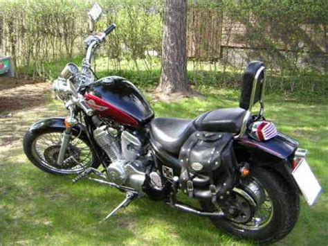 honda vt 600 honda vt 600 shadow part i youtube