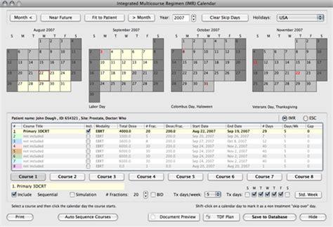 Course Calendar Tdf Course Calendar
