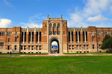 Rice Mba Acceptance Rate by Rice Admissions Sat Scores Costs And More