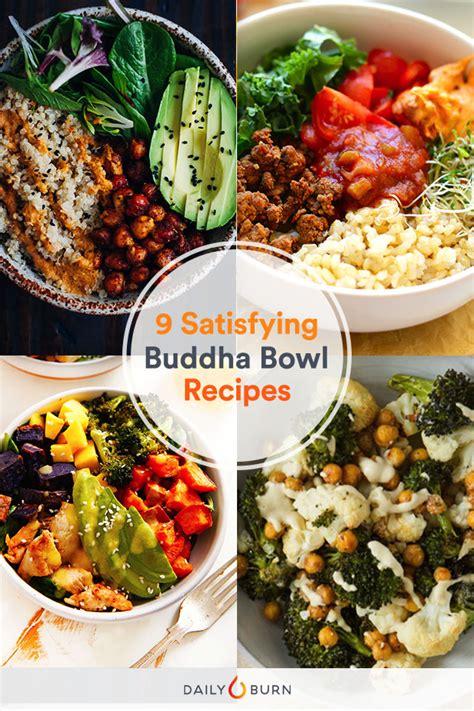 diet buddha bowl