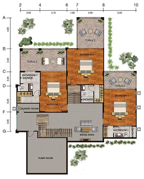 beach house layouts