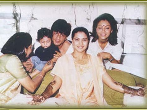 shahrukh khan wedding album www flashback pictures shahrukh khan gauri khan aryan