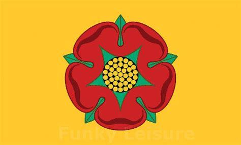 lancashire rose flag