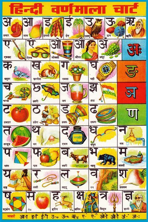 hindi alphabet flash cards printable pdf hindi varnamala chart 3
