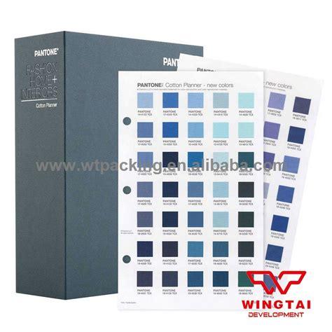 pantone chart seller aliexpress buy textile pantone cotton planner tcx