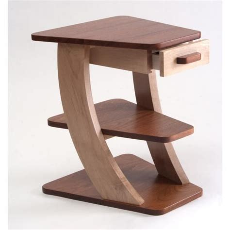 Wedge Table made wedge table by pennington woodworking