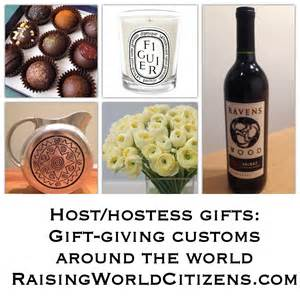 host gifts host and hostess gifts gift giving customs around the world