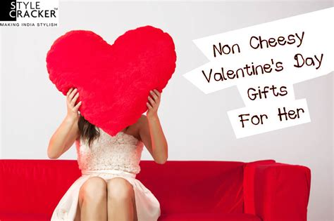 cheesy valentines non cheesy s day gifts for stylecracker
