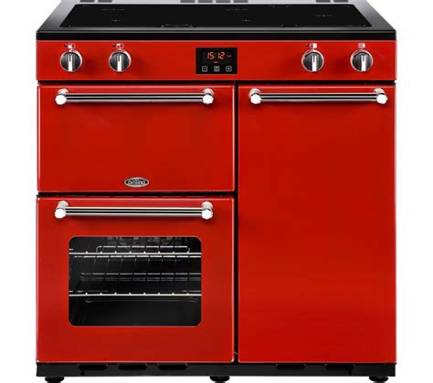 induction cookers belling buy belling kensington 90 cm electric induction range cooker chrome free delivery currys