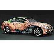 Infiniti Celebrates 20 Years With G37 Coupe Art Car