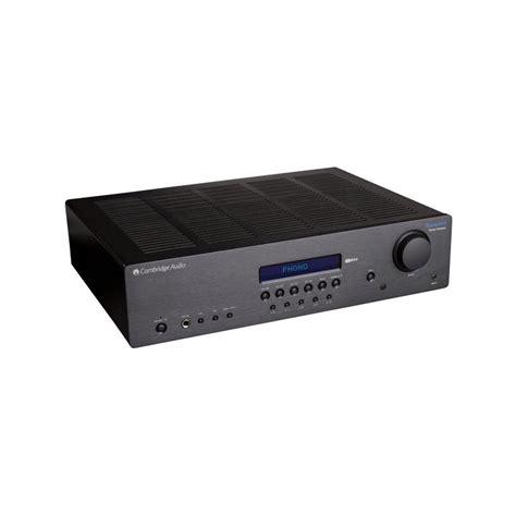 Cambridge Sr20 Audio Topaz Hitam cambridge topaz sr 20 cta hifi