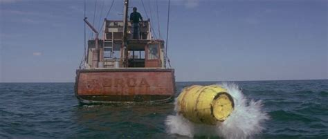 name of quint s boat in jaws off centered characters you have company