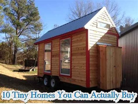where can i buy a tiny house 10 tiny homes you can actually buy