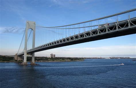 Verrazano Bridge Pictures file new york city verrazano narrows bridge jpg