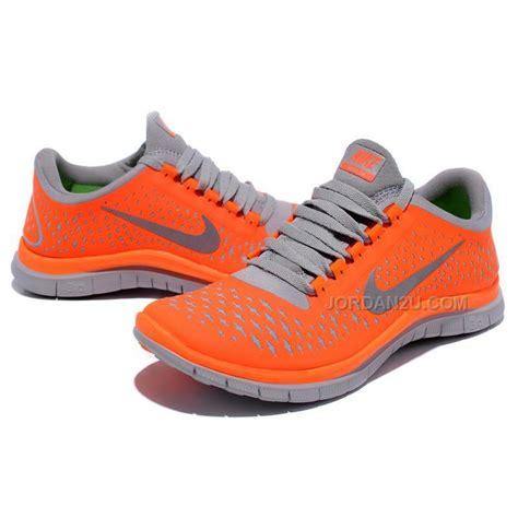 nike free run 3 0 v4 womens shoes nike free run 3 0 v4 womens shoes orange grey price 69