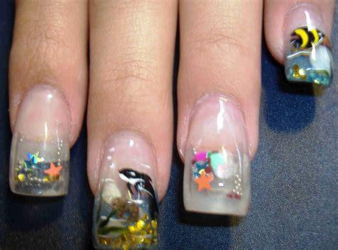imagenes de uñas tipo pecera nail dreams palma septiembre 2012