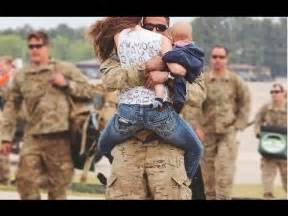 soldiers coming home soldiers coming home compilation 2016 5