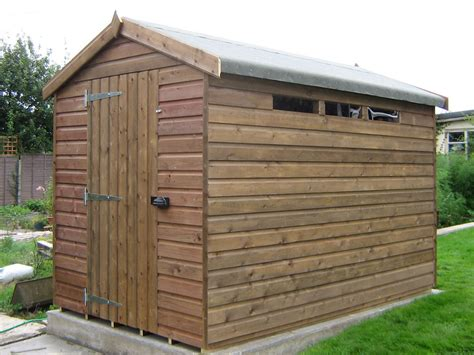 20x12 Shed by 10x6