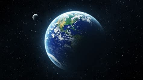 earth wallpaper for laptop download 1366x768 earth galaxy stars moon universe