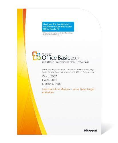 Microsoft Office Basic 2007 by Microsoft Office Basic 2007 Lizenz Key Gt Gt Der Rechner