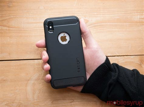 Spigen Rugged Armor Original For Iphone 66s here are spigen s best 5 iphone x cases news puddle
